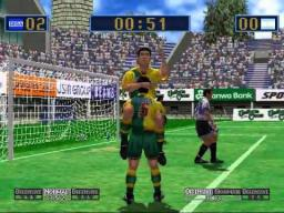 Virtua Striker 2 Screenthot 2