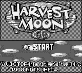 Play Harvest Moon GB Online GB Game Rom