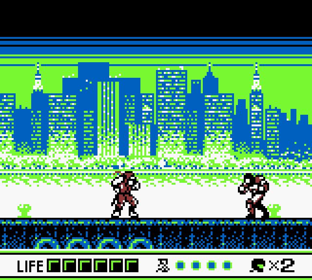 Ninja Gaiden Shadow Gb Game Game Boy Ninja Gaiden Shadow Gb