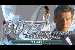 007 - Everything or Nothing