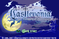 Play <b>Castlevania: Harmony of Dissonance - NoGlo</b> Online