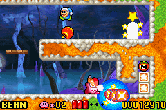 Kirby - Nightmare in Dream Land Screenthot 2