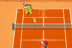 Play Mario Tennis Power Tour Rom Hack Games Online - Play