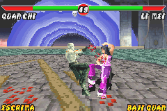 Play Mortal Kombat - Deadly Alliance Online GBA Game Rom