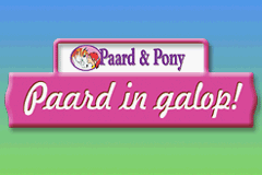 Paard & Pony - Paard in Galop
