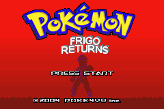 Pokemon - Frigo Returns