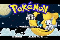 Pokemon island gba rom download