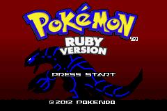 Pokemon ruby randomizer gba4ios