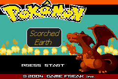 Pokemon Scorched Earth