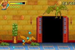 Play Scooby Doo 2 Monsters Unleashed Online Gba Game Rom Game Boy Advance Emulation Playable On Scooby Doo 2 Monsters Unleashed Gba