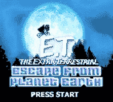 E.T. - Escape From Planet Earth