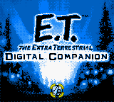 E.T. The Extra Terrestrial - Digital Companion