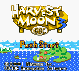 Play Harvest Moon 3 GBC Online GBC Game Rom