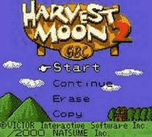 Play Harvest Moon GBC 2 Online GBC Game Rom