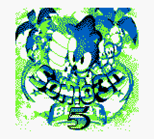 Play Sonic 3D Blast 5 Gameboy Games Online - Play Sonic 3D