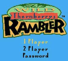 the wild thornberrys rambler
