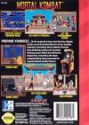 Mortal Kombat 6 28 People Box Art Back