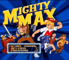 Adventures of Mighty Max,The