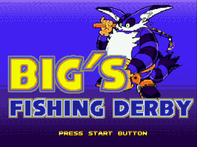 Big's Fishing Derby (SCH2014)