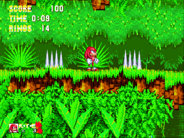 Sonic 3 Complete Screenthot 2