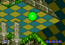Play Sonic 3d Blast Saturn Games Online - Play Sonic 3d