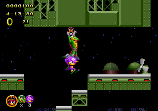 Sonic Classic Heroes - Rise of the Chaotix