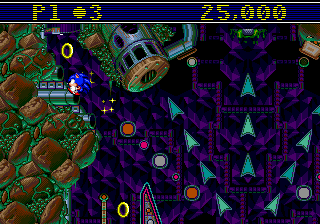 Sonic Spinball Screenshot 1