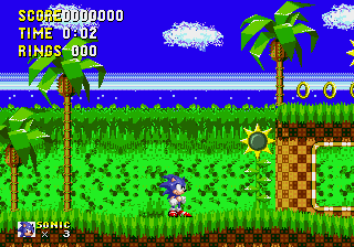 Sonic The Hedgehog 2.0