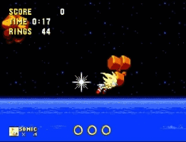 Sonic and Knuckles Screenshot 1