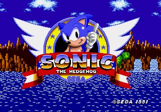 Play <b>Sonic the Hedgehog - Never Stop Running</b> Online