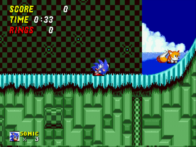 Sonic the Hedgehog 2Z
