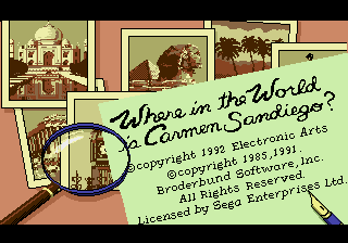 Play Where In The World Is Carmen Sandiego Treasures Of Knowledge Download Games Online Play Where In The World Is Carmen Sandiego Treasures Of Knowledge Download Video Game Roms Retro