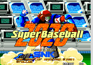 2020 Super Baseball (set 1)