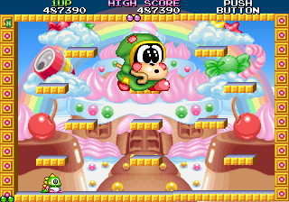 Rainbow islands: the story of bubble bobble 2 rainbow islands.