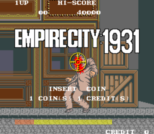 Empire City: 1931 (bootleg)