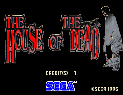 Play Play House Of The Dead 1 Game Sega Online For Free Games