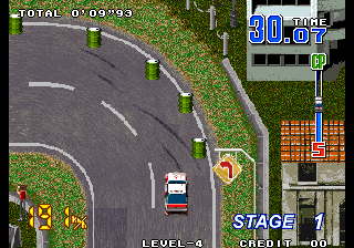 Play Drift Out 94 The Hard Order Japan Online Mame Game Rom