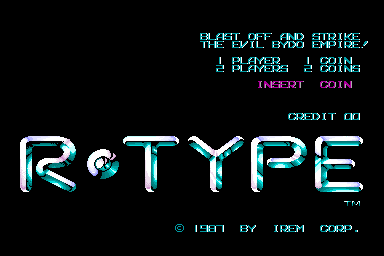 R-Type (World)
