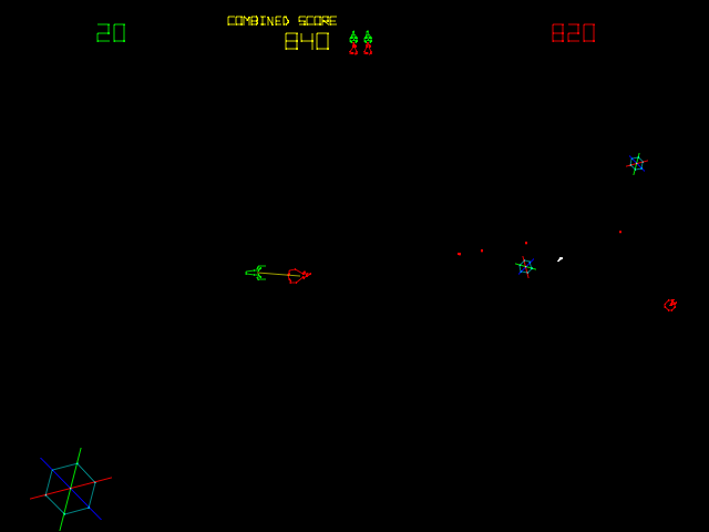 Space Duel Screenshot 1