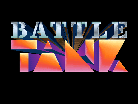 Tank Battle (prototype rev. 4+21+92)