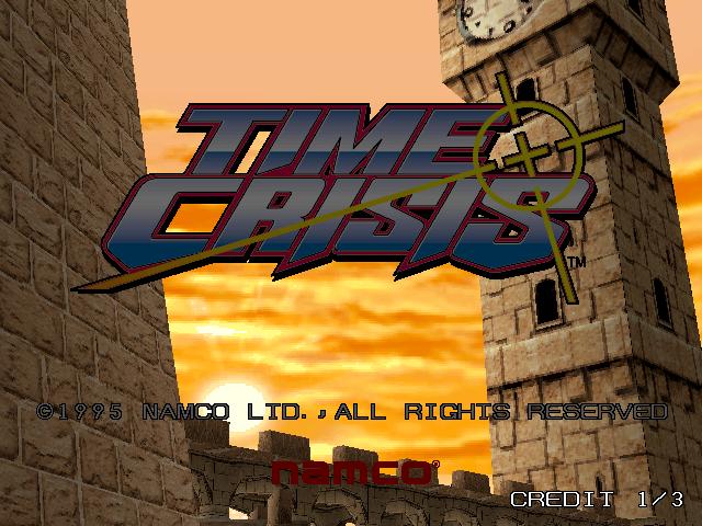 Time Crisis (Rev. TS2 Ver.B)