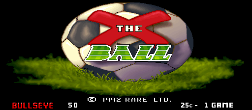 X the Ball