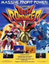 Tech Romancer (Euro 980914) Box Art Front