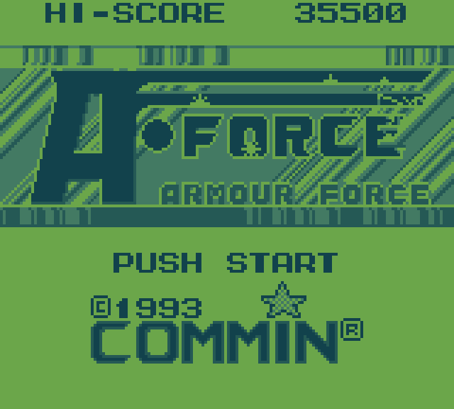 Armoured Force