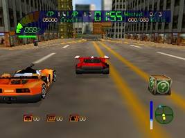 Carmageddon 64 Screenshot 1