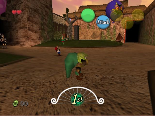Play ZELDA PORN HACK N64 Online - Play ZELDA PORN HACK Nintendo 64