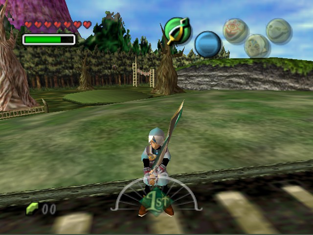Play The Legend of Zelda - Majoras Mask (Debug Edition