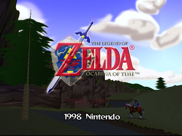 Play The Legend of Zelda - Ocarina of Time (Cel-Shaded
