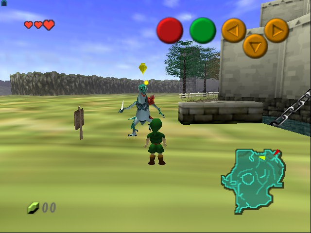 Play The Legend of Zelda Ocarina of Time Nude Mod    Games Online