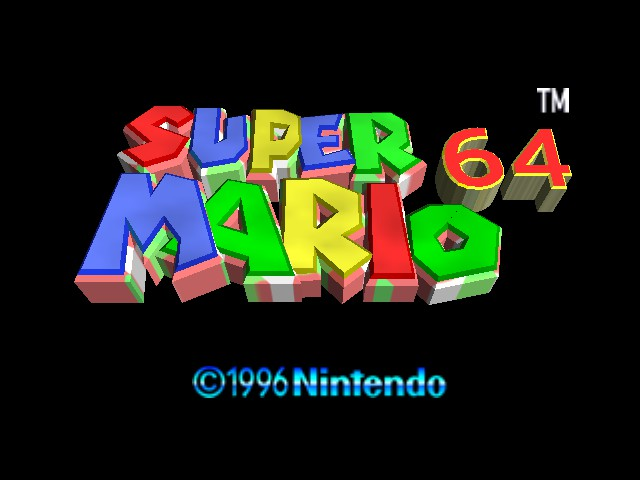 Super Mario 64 - Christmas Texture Pack